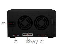 Synology DS1621+ Diskless System 6-bay NAS DiskStation (Diskless)