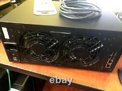 Synology DS1812+ NAS Used (8 bays, includes 4x4TB drives, 3Gb Upgraded RAM)