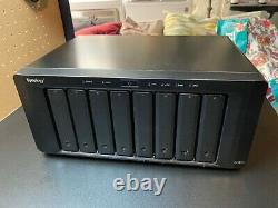 Synology DS1815+, 8 X 10TB HDD's, 6GB RAM, & INTEL Atom Transistor Fix