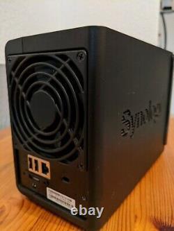 Synology DS216+II 2 Bay NAS Server Schwarz