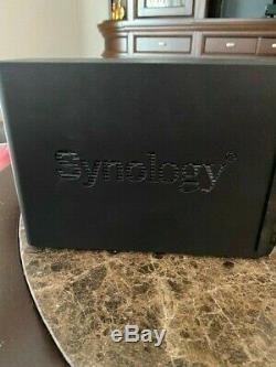 Synology DS218+ DiskStation with 6TB (1X6TB) Western Digital Red Pro NAS Drives