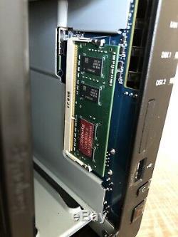 Synology DS218+ Diskless NAS 2 Bay Extra RAM
