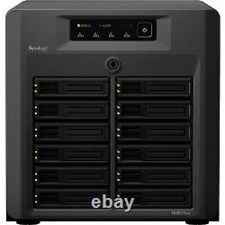 Synology DS3611xs Ultra-High performance NAS Server Scales up to 100TB for Large