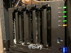 Synology DS416 4 Bay NAS Diskless