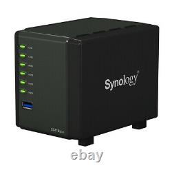 Synology DS419SLIM Network Attached Storage 4 bay 2.5 Diskless Retail