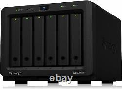 Synology DS620slim 6-Bay 2.5 NAS Enclosure (Diskless)