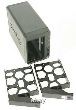 Synology DS713+ DiskStation 2 Bay Desktop NAS 2GB RAM