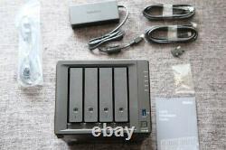 Synology DS920+ 4 Bay NAS DiskStation 20GB Black