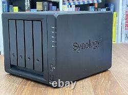 Synology DS920+ 4 Bay NAS DiskStation 4GB Black