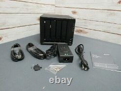 Synology DS920+ 4 Bay NAS DiskStation 4GB Black D