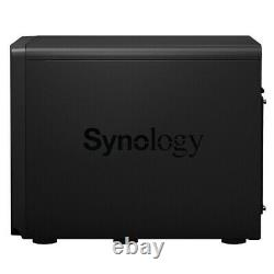 Synology DX1215 NAS 12Bay SATA RAID DiskStation Expansion Unit Retail