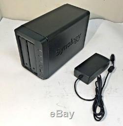 Synology Disc Station DS716+ 2x4 TB Drives 3.5 2 Slot NAS Storage RAID