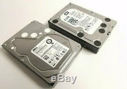 Synology Disc Station DS716+ 3.5 2xSlot NAS 6TB Storage 2xHDD (1x2TB & 1x4TB)