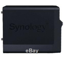 Synology DiskStation 4-Bay Network Attached Storage DS410