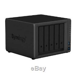 Synology DiskStation DS1019+ 5-Bay Desktop NAS for SMB