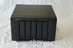 Synology DiskStation DS1515+ 5 bay NAS Factory Certified 6 Month Warranty