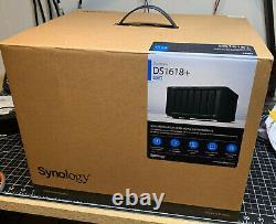Synology DiskStation DS1618+ 6 Bay Diskless NAS