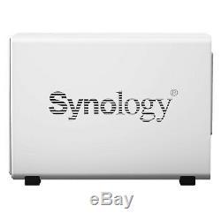 Synology DiskStation DS213J 2 Bay Network Attached Storage NAS Server