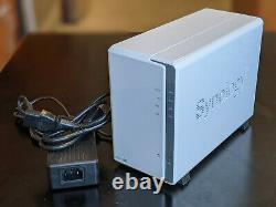 Synology DiskStation DS214se 2-Bay Home NAS (Diskless) Good Condition