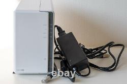 Synology DiskStation DS216se 2 Bay NAS Server + 1x 4TB Festplatte