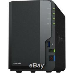 Synology DiskStation DS218+ SAN/NAS Storage System (ds218+)
