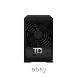 Synology DiskStation DS218play 2-Bay NAS Enclosure, No HDD #DS218PLAY