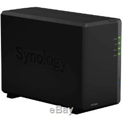 Synology DiskStation DS218play SAN/NAS Storage System