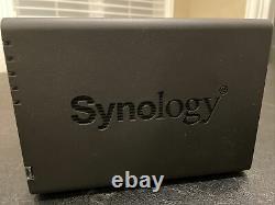 Synology DiskStation DS414 4-Bay Diskless NAS