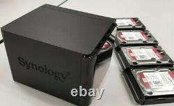Synology DiskStation DS415+ (4x4TB WD Red) 16 TB