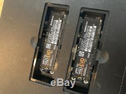 Synology DiskStation DS918+ 4 Bay Storage Server + 2 Samsung 960EVO flash drives