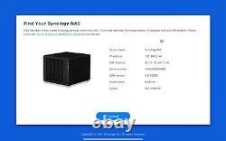 Synology DiskStation DS920+ 4-Bay Desktop NAS+ 4 x 4TB drives