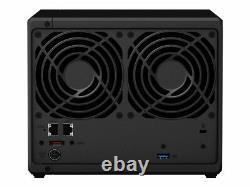 Synology Disk Station DS920+ NAS-Server 4 Schächte SATA 6Gb