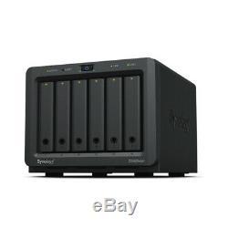 Synology Ds620Slim Diskstation 6-Bay 2.5'' Nas Secure Digital Content A Modern
