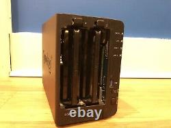 Synology NAS DiskStation DS218+ (2-bay, diskless), RAM upgraded to 12GB