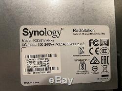 Synology RackStation RS3617RPXS 12-bay Rackmount NAS for Enterprises