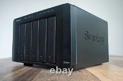 Synology ds1513+ DiskStation 5-bay NAS with 2MB of memory and five 3TB Drives