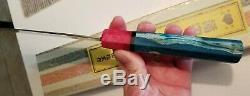 Takeda Stainless Clad AS Bunka Custom Knife One of a Kind NAS