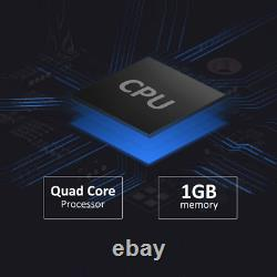 Terramaster F4-210 4-Bay Nas 1Gb Ram Quad Core Network Attached Storage Media Se