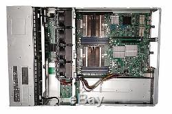 Tyan 2U Free NAS 12-Bay Server- SAS/SATA 6GB -3.5' with 2 x 6-cores (no RAM)
