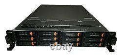 Tyan 2U Free NAS 12-Bay Server- SAS/SATA 6GB -3.5' with 2 x 8-cores (no RAM)