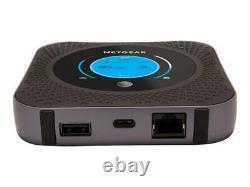 UNLOCKED EXCELLENT CONDITION NETGEAR Nighthawk MR1100 Wi-Fi Hotspot Modem AT&T