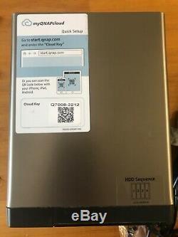 USED QNAP TS-453 PRO 16GB 4Bay DISKLESS NAS