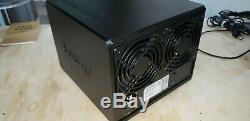 USED Synology DiskStation DS918+ 4-bay 4 GB Diskless NAS 4GB DDR3L DISKLESS