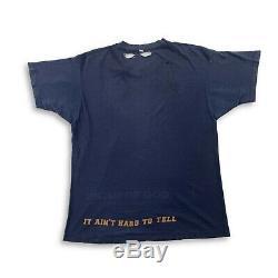 VTG 1994 Nas Illmatic One Love Promo T-Shirt Fear Of God Rap Tee