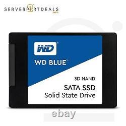 WD Blue 4TB SATA 6Gb/s 2.5 3D NAND Internal SSD (WDS400T2B0A)
