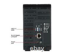 WD Diskless My Cloud EX2 Ultra NAS Network Attached Storage Dual-Core Proces