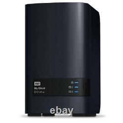 WD My Cloud EX2 Ultra 16TB Network Attached Storage by Western Digital 3 year