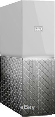 WD My Cloud Home 4TB Personal Cloud White