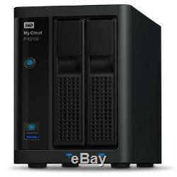 WD My Cloud PR2100 0TB Network Attached Storage by Western Digital 2 year lim