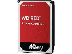 WD NAS Hard Drive WD100EFAX 10TB 5400 RPM 256MB Cache